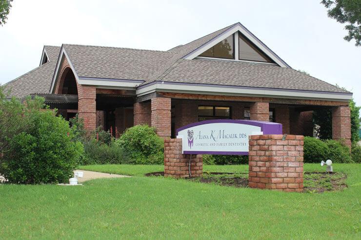 Office of Dr. Macalik, Arlington Texas Dentist