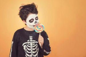 oral health halloween candy arlington dentist dr alana macalik